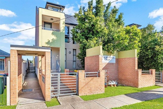Picture of 10/517-521 Wentworth Avenue, TOONGABBIE NSW 2146