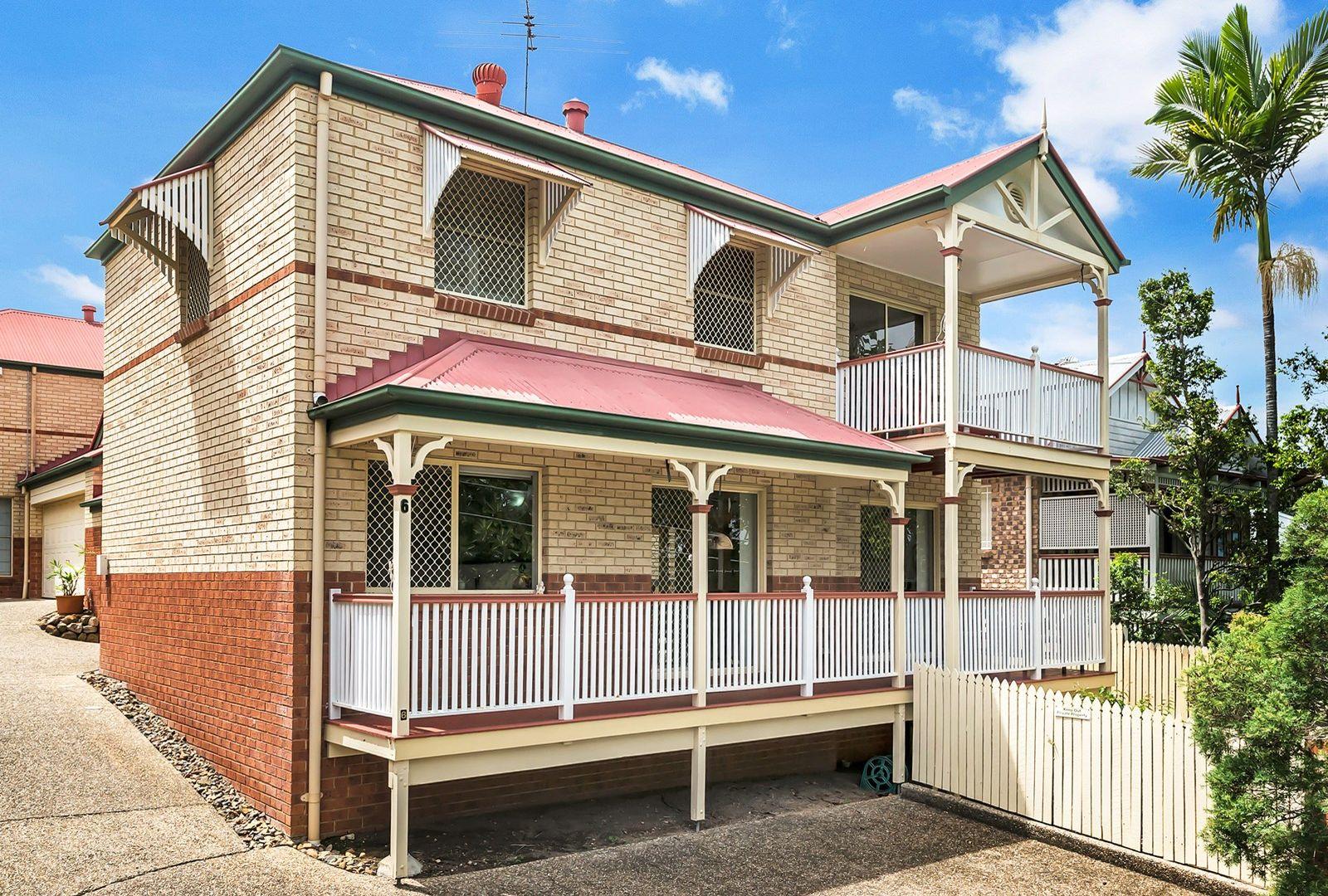 6/42 Greer Street, Bardon QLD 4065, Image 1