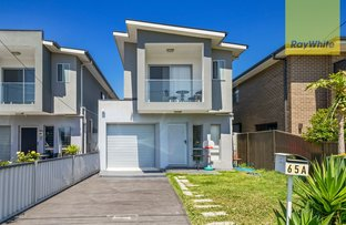 Picture of 65A Rosina Street, Fairfield West NSW 2165