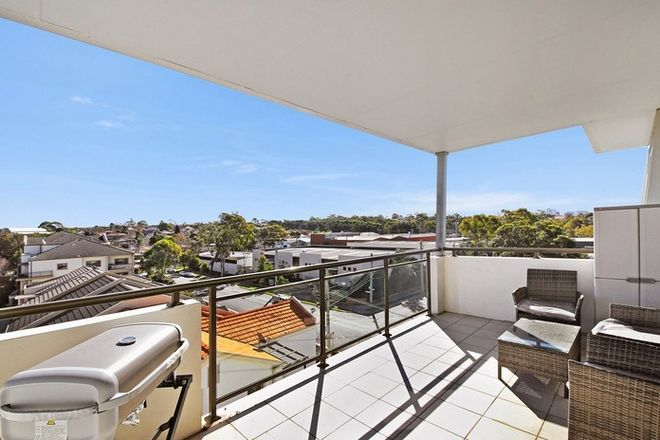 Picture of 501/10 Refractory Court, HOLROYD NSW 2142