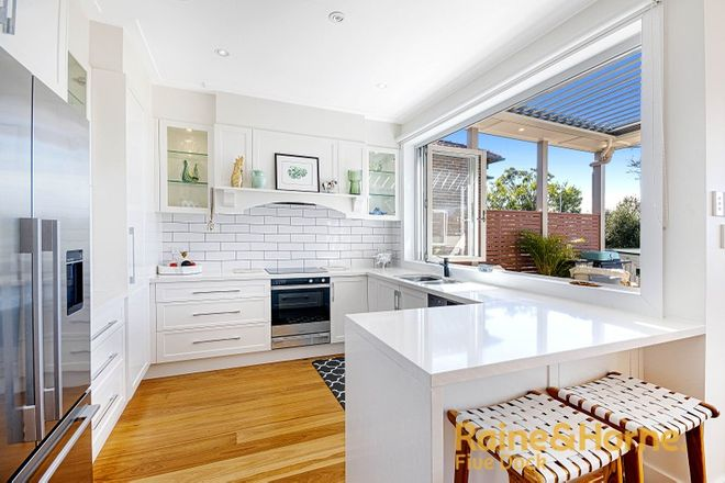 Picture of 40 Ingham Avenue, FIVE DOCK NSW 2046