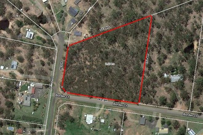 Picture of 2 Lewis Court, LOCKYER WATERS QLD 4311