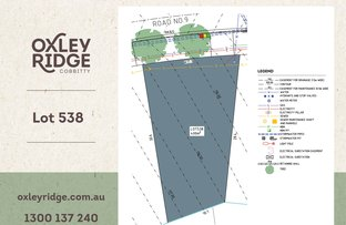 Picture of Lot 538 Oxley Ridge, Cobbitty NSW 2570
