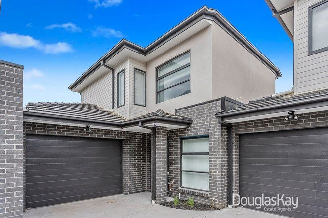 Picture of 2/5 Howell  Place, BRAYBROOK VIC 3019