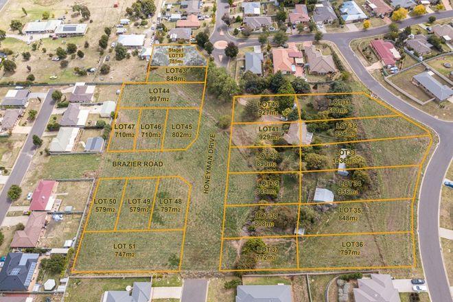 Picture of Lots 31-51 Canobolas View Estate, Honeyman Drive, ORANGE NSW 2800