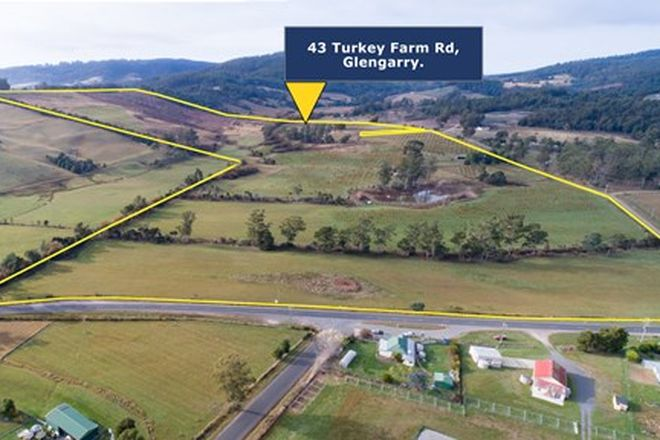 Picture of 43 Turkey Farm Road, GLENGARRY TAS 7275