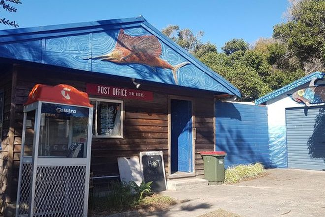 Picture of 6 Kinka Road, SEAL ROCKS NSW 2423