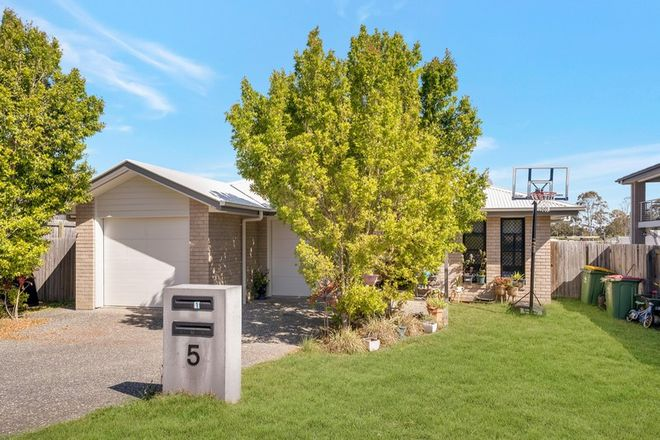 Picture of 5 Diltar Street, LOGANLEA QLD 4131
