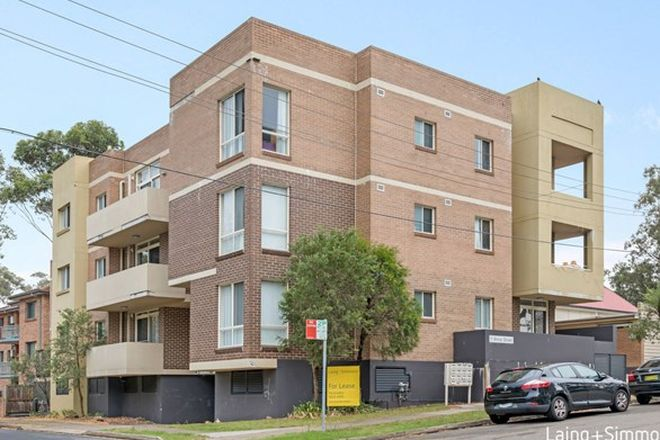Picture of 3/1 Amos Street, WESTMEAD NSW 2145