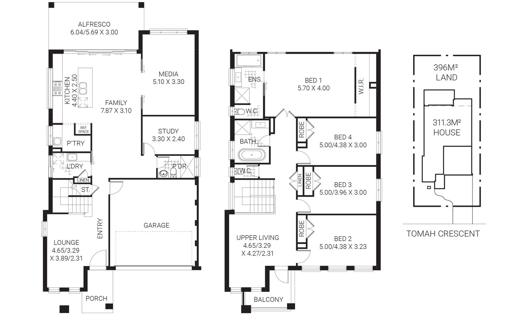 Lot 3 Tomah Crescent, The Ponds NSW 2769, Image 2