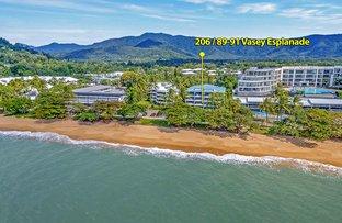 Picture of 206/89-91 Vasey Esplanade, Trinity Beach QLD 4879