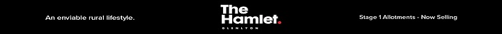 Branding for The Hamlet Glenlyon
