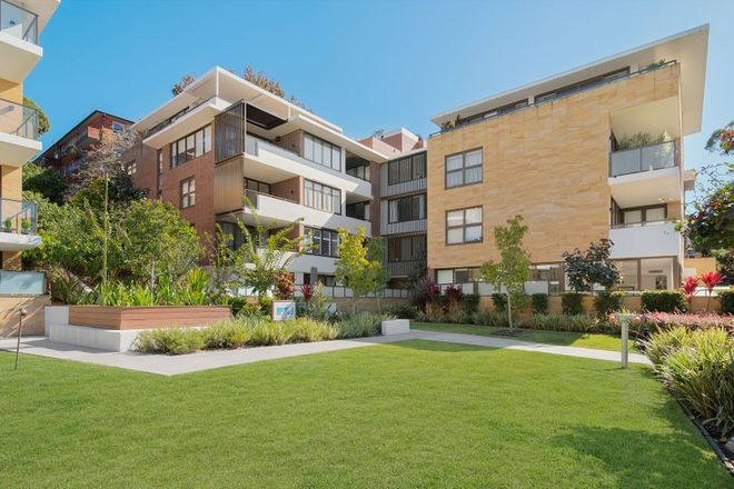 Picture of B306/35 Little Street, LANE COVE NSW 2066