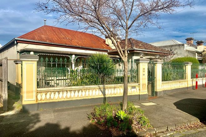 Picture of 50 Woodside Street, FITZROY NORTH VIC 3068