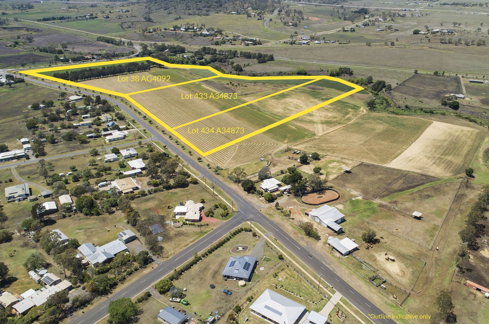 Gowrie - Lilyvale Road, Gowrie Junction QLD 4352, Image 0