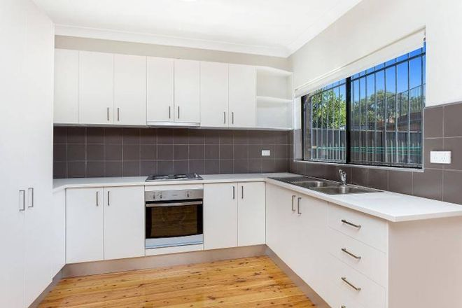 Picture of 2/4 Abergeldie Street, DULWICH HILL NSW 2203