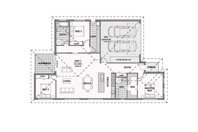 Picture of 1/4 Hueton Place, LUCKNOW VIC 3875