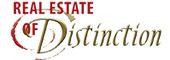 Logo for Real Estate Of Distinction