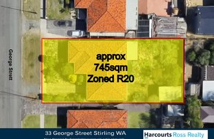 Picture of 33 George Street, Stirling WA 6021