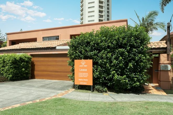 Picture of 2/4 Fourth Avenue, BURLEIGH HEADS QLD 4220