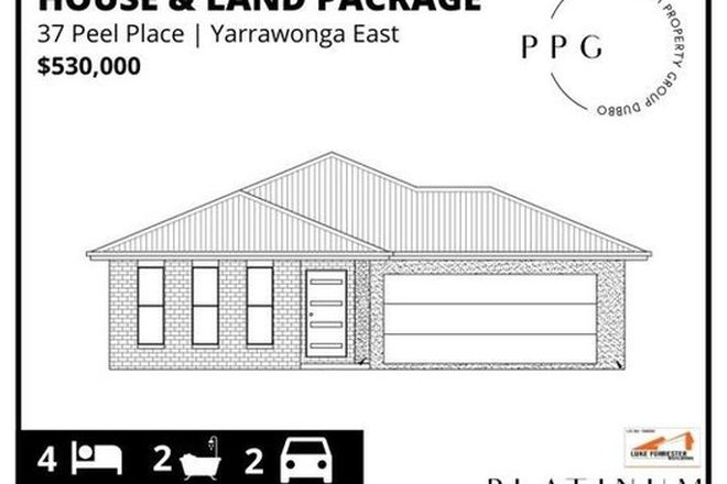 Picture of 37 Peel Place, DUBBO NSW 2830