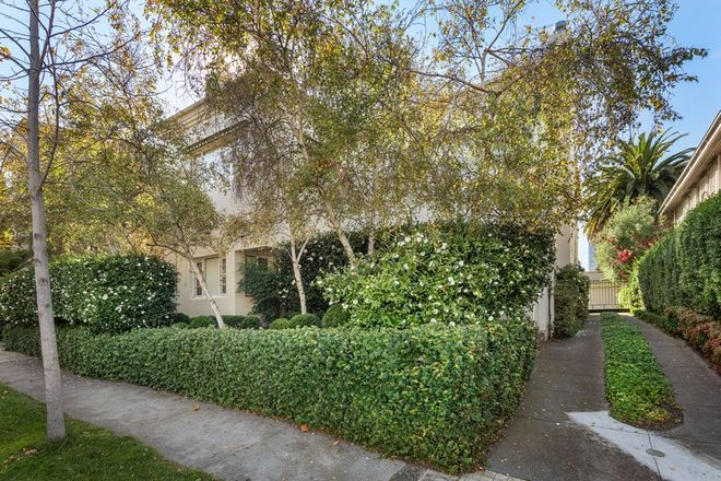 Picture of 1, 2 & 3/8-10 Marne  Street, SOUTH YARRA VIC 3141