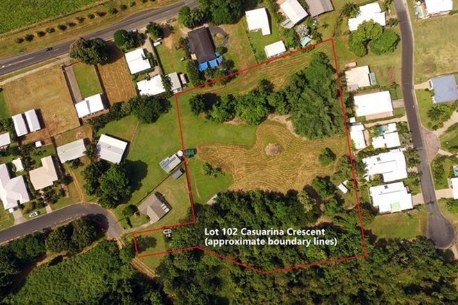 Picture of Lot 102 Casuarina Crescent, MISSION BEACH QLD 4852