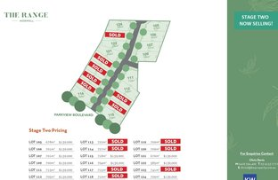Picture of Lot 105 - 124/The Range, Parkview Boulevard, Morwell VIC 3840