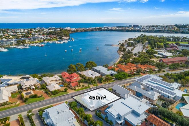 Picture of 76A Preston Point Road, EAST FREMANTLE WA 6158