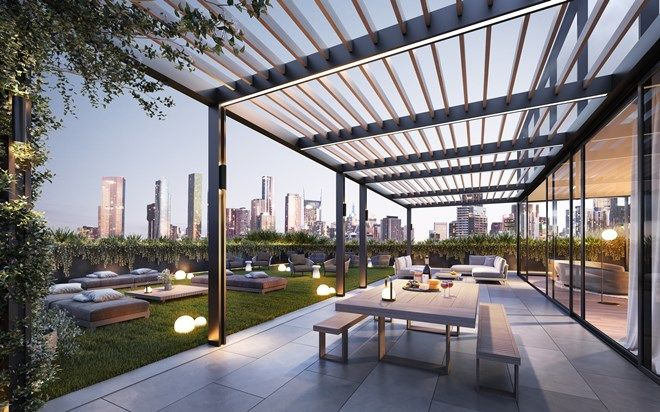 Picture of 102/268 Adderley Street, West Melbourne