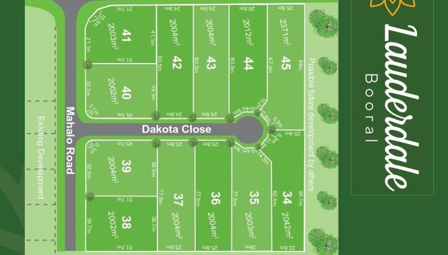 Lot 43 Dakota Close, Booral QLD 4655, Image 1