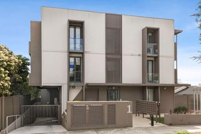 Picture of 106/1 Wellington  Road, BOX HILL VIC 3128
