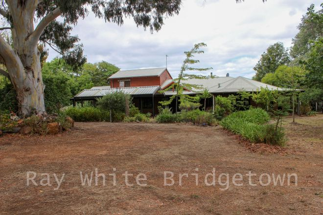 Picture of 21 Whittells Road, BRIDGETOWN WA 6255