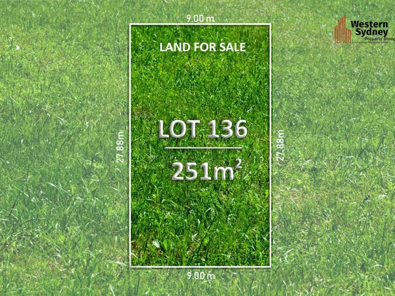 Lot 136 Mountain Street, The Ponds NSW 2769, Image 1