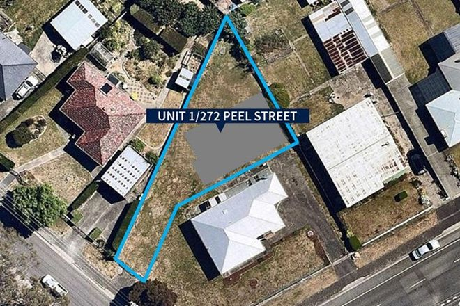 Picture of 1/272 Peel Street, SUMMERHILL TAS 7250