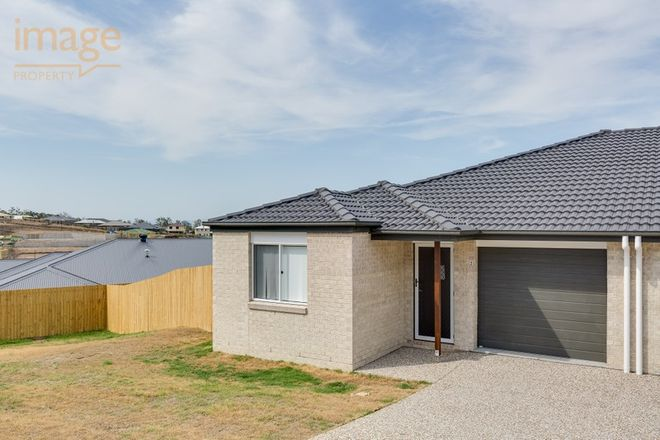 Picture of 1/4 Aden Place, DEEBING HEIGHTS QLD 4306