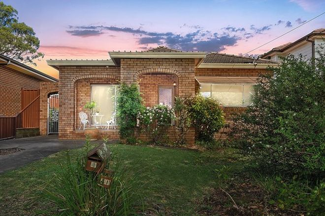 Picture of 41 Raine Road, REVESBY NSW 2212