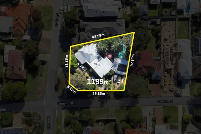 Picture of 14 Curtis Road, MELVILLE WA 6156
