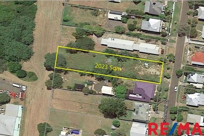 Picture of 12 Merrell Street, EAST IPSWICH QLD 4305