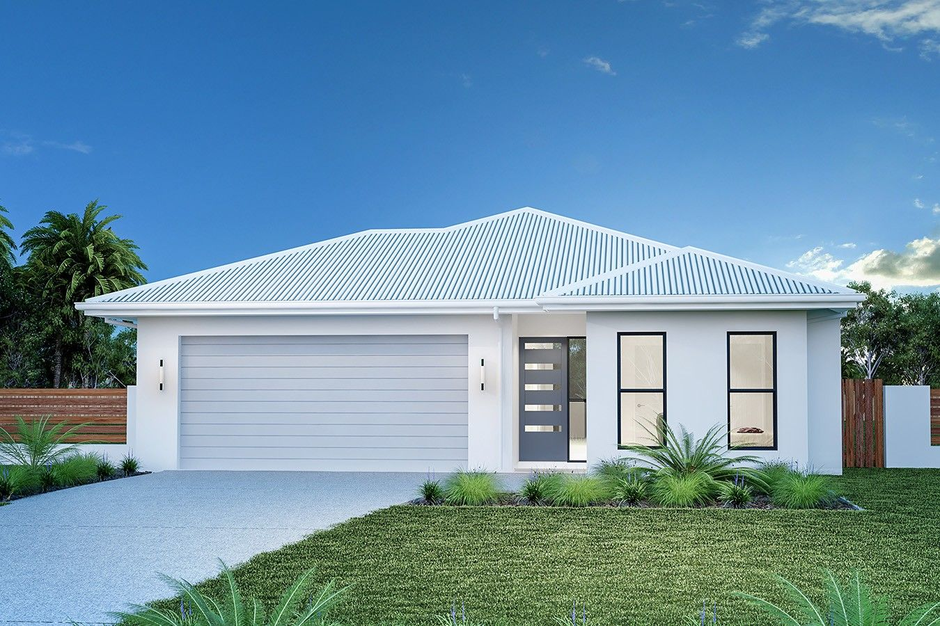 Lot 17 Pinnacle Drive, Highland Gardens, Rasmussen QLD 4815, Image 0