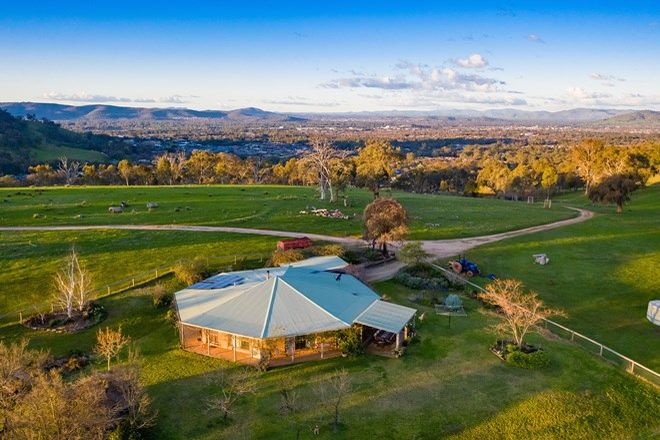 Picture of 177 McGaffins Road, WEST WODONGA VIC 3690