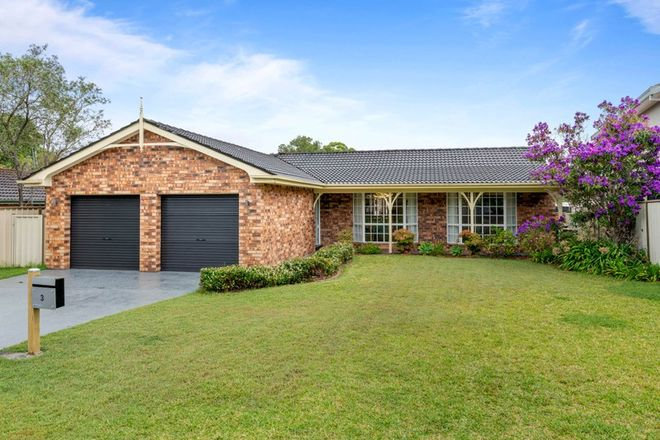 Picture of 3 Silky Oak Close, GREEN POINT NSW 2251