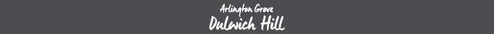 Branding for Arlington Grove Dulwich Hill