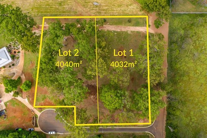 Picture of Lot 1, 165 Link Road, CABARLAH QLD 4352