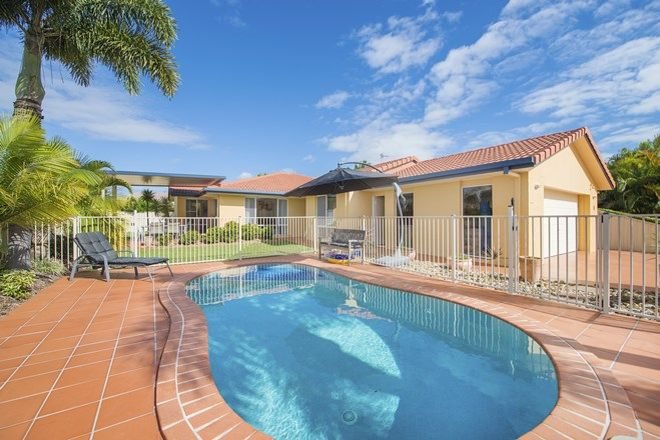 Picture of 30 Coronet Crescent, BURLEIGH WATERS QLD 4220