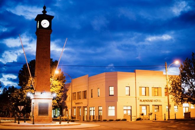 Picture of 121-123 Queen Street, BARRABA NSW 2347