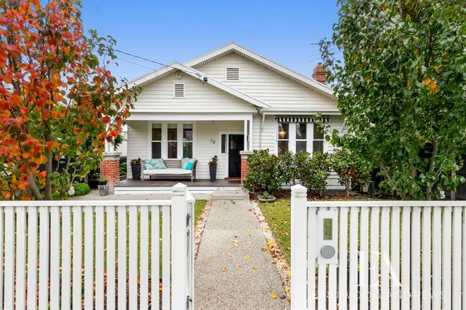 Picture of 70 Balliang Street, SOUTH GEELONG VIC 3220
