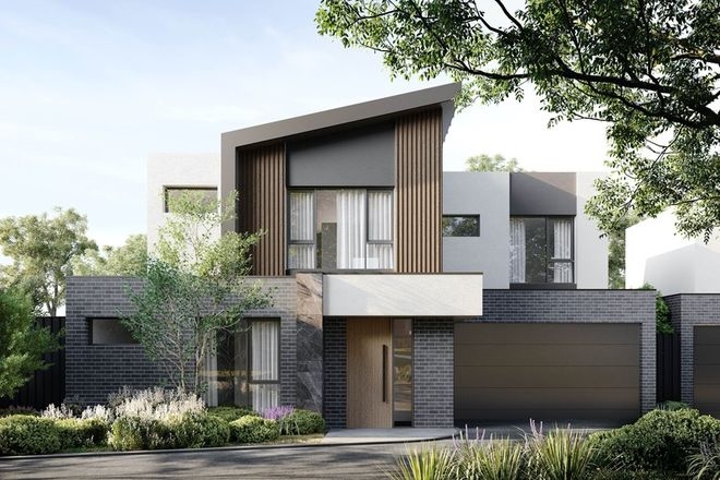 Picture of 325 STATION STREET, BOX HILL SOUTH, VIC 3128