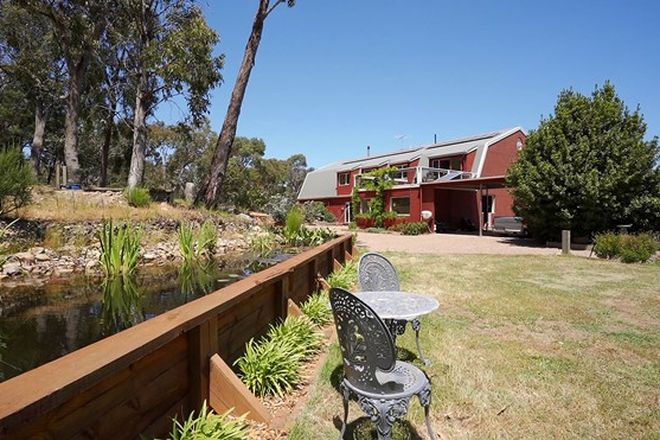 Picture of 142 Wheelwrights Road, RIDDELLS CREEK VIC 3431