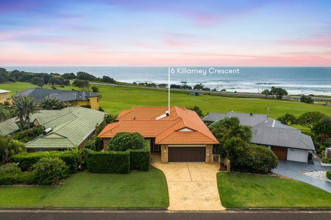 Picture of 6 Killarney Crescent, SKENNARS HEAD NSW 2478